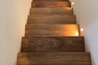 Sanding-Wooden-Stairs-Blackbutt